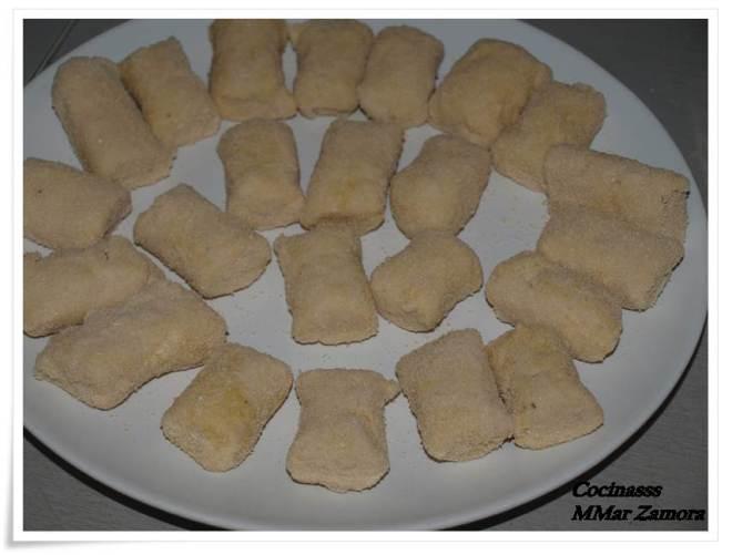 Croquetas con tupperware – COCINASSS